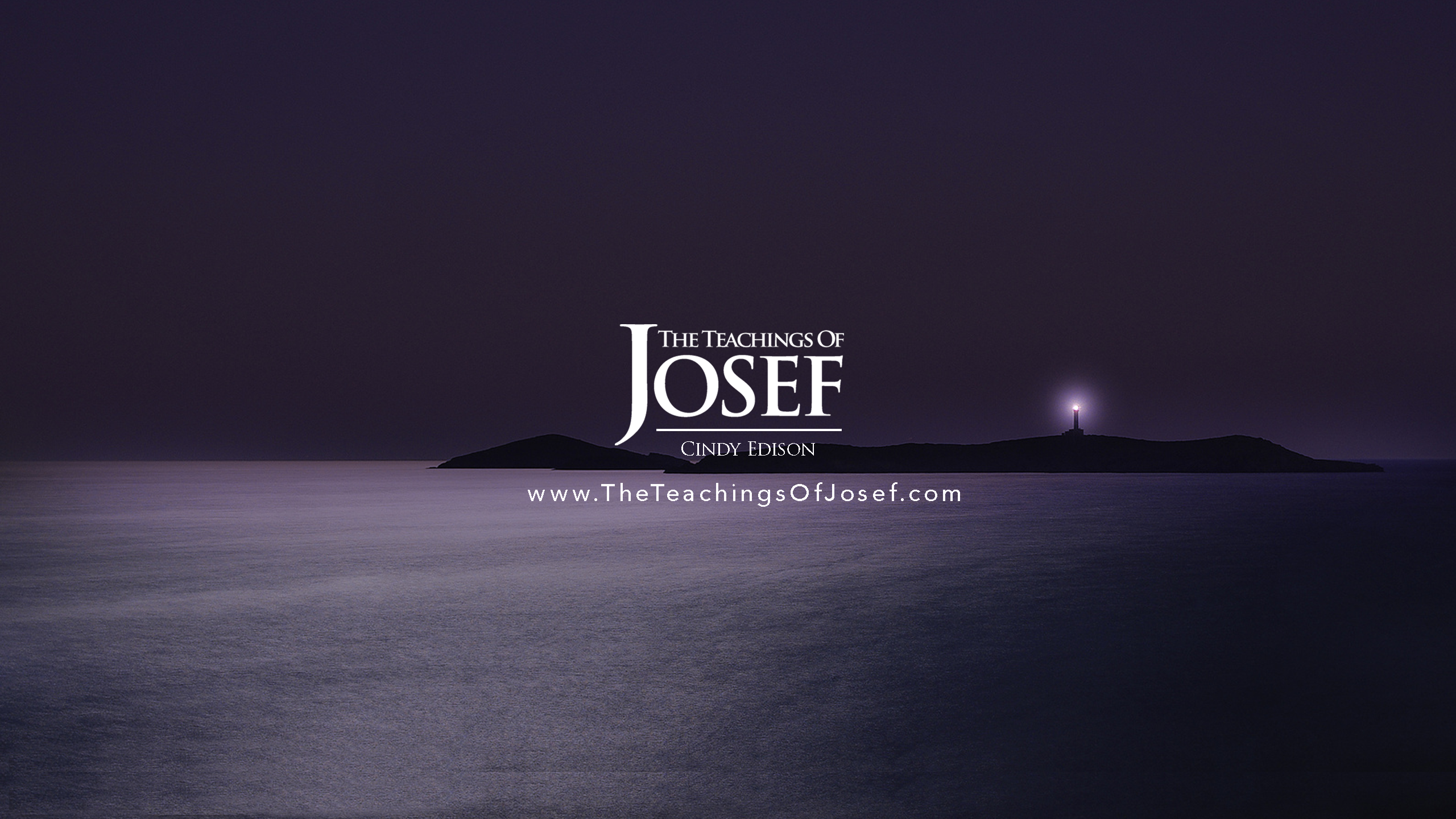 The Teachings of Josef on YouTube Banner